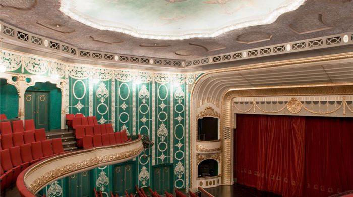 Das Kurtheater Bad Kissingen: Ein Theater, das einem Weltbad würdig ist. © Bayer. Staatsbad Bad Kissingen GmbH_Foto Heji Shin